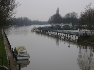 parkrun Kingston, a great 5km river run
